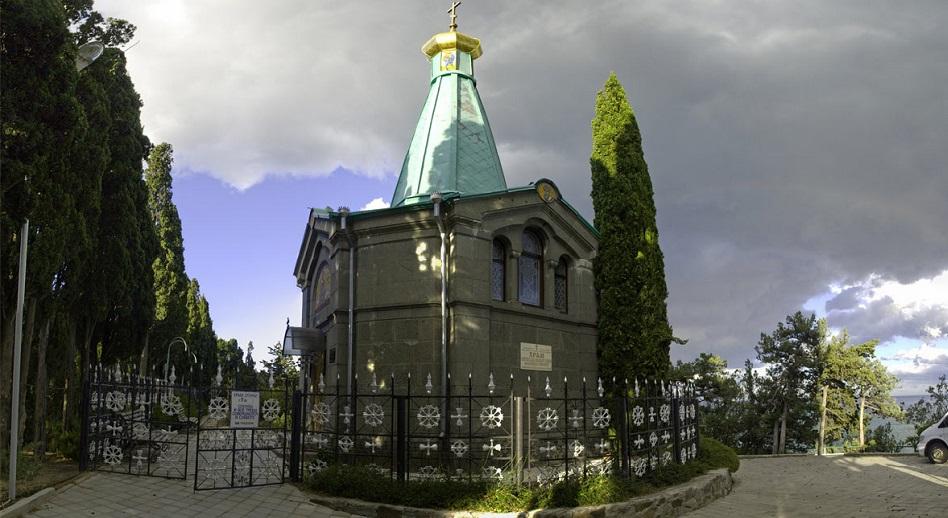 Отель в Утесе. Отдых для православных.