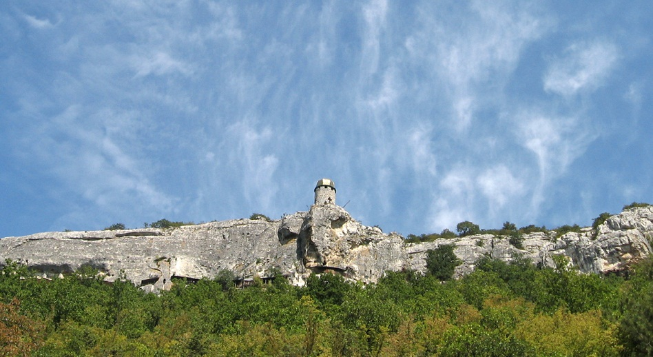 Пещерный город Шулдан