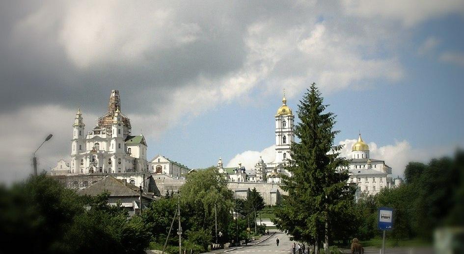 Автобусная поездка Крым- Киев- Почаев- Крым