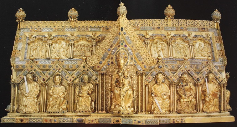 Германия: паломничество к святыням Ахена