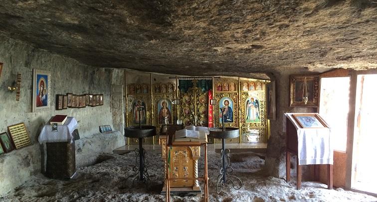 Пещерные монастыри. Паломничество и активный отдых.
