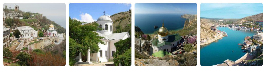 Поездка по монастырям Севастополяв Крыму 2015