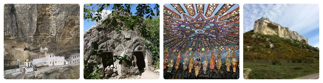 Поездка к святым местам Бахчисарая. Рождество 2015