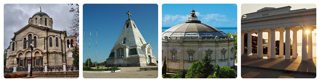 Храмы Севастополя Рождество в Крыму 2015
