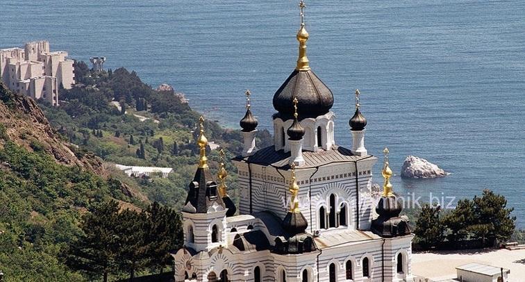 Весь православный Крым за 10 дней  в мае и сентябре
